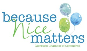 Because Nice Matters Logo
